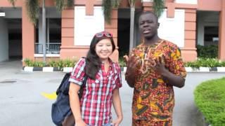 Обучение в Малайзии: как это было / Study at APU (Asia Pacific University), Malaysia