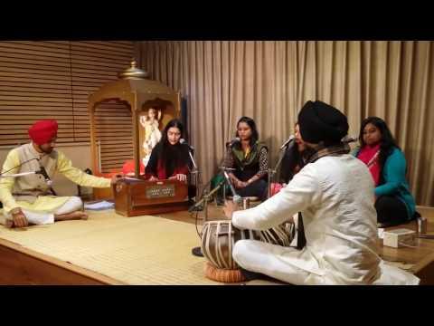 Vande Mataram: Vocals: Anjana Ghosal/PIU