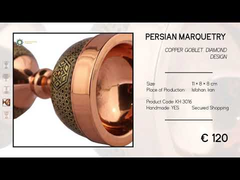 persian-marquetry-khatam-kari-copper-goblet-diamond-design