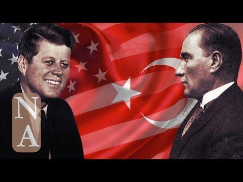 President John F. Kennedy on Atatürk | ABD Başkanı John F. Kennedy Atatürk Hakkında