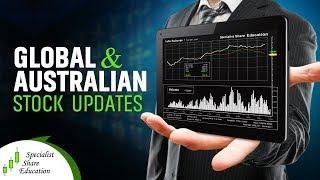 Global and Australian Stock Market Update 27/5/18