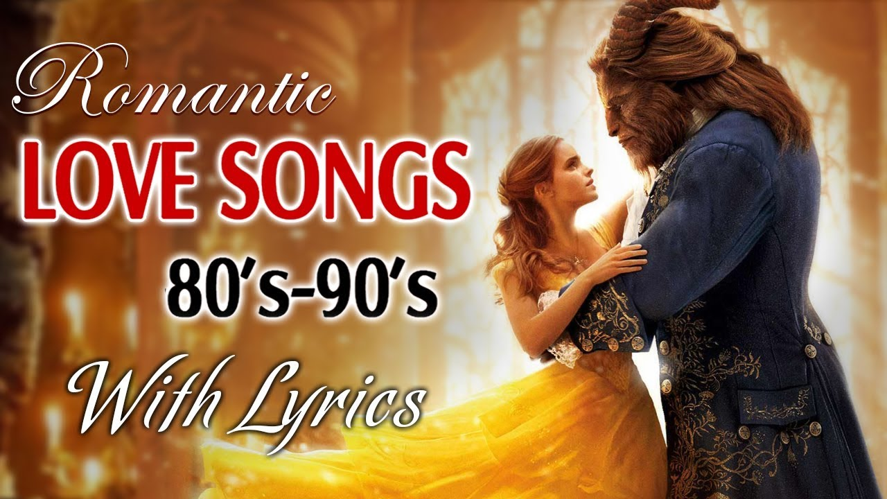 Best Old English Love Songs With Lyrics Beautiful Love Songs Of All Time Romantic Love Story Youtube