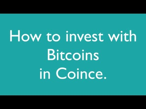 How To Deposit Bitcoins To Your Account In Coince