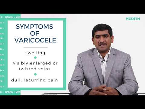 Varicocele | Causes And Symptoms