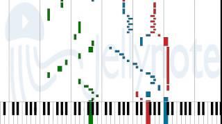 Sonate für Violine und Klavier A-Dur, BWV 1015 - Johann Sebastian Bach [Sheet Music]