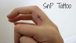 Copy of How I Tattoo 39 d Myself at Home SnP Method Alyssa Nicole