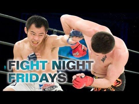 "Legend 5: ""Hungry"" Yang VS. ""Fists of Fury"" Ealey"