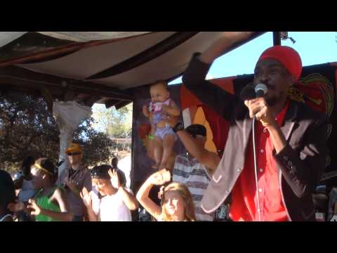 IMAGINE-Anthony B at Reggae Pon The Mountain 2013
