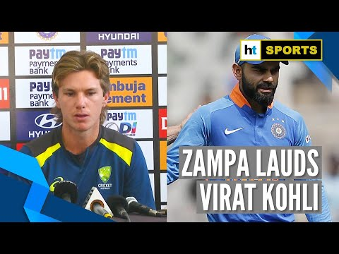 India vs Australia: Adam Zampa gets Virat Kohli again; becomes ...