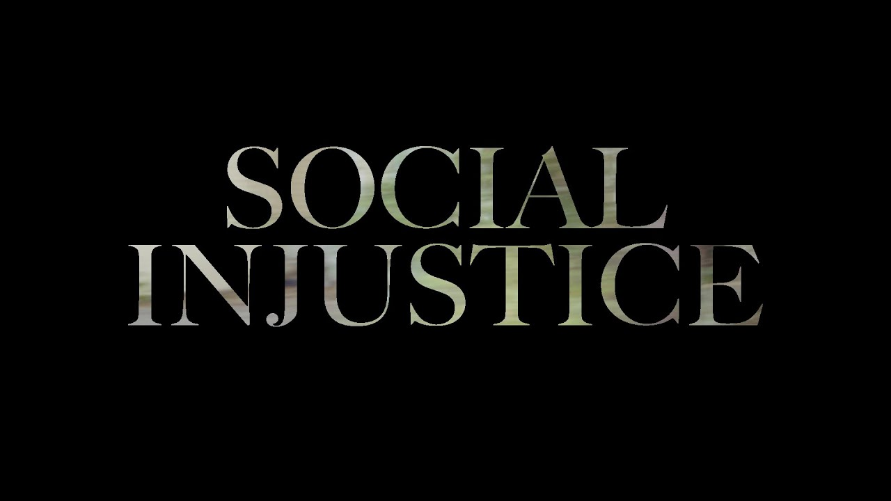 The Nature Of Social Injustice And Its Impact On Public Health