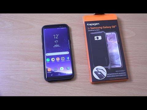 the latest d2dc4 72bcf Samsung Galaxy S8 Spigen Neo Hybrid Case
