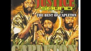 JUSTICE SOUND - CAPLETON - BEST OF CAPLETON - THE KING A FIRE.