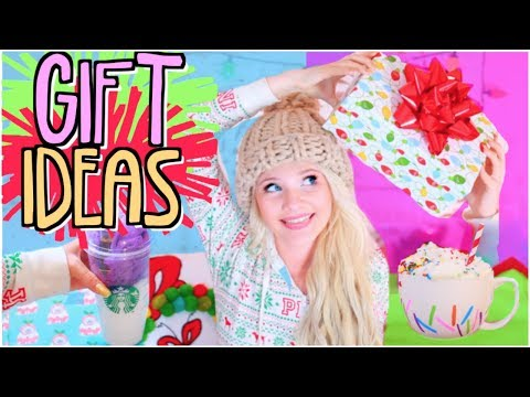 DIY Gift Ideas For Christmas! Holiday Gift Guide 2017