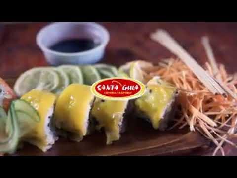 ¡Vuelve el sushi en Santa Gula este jueves!