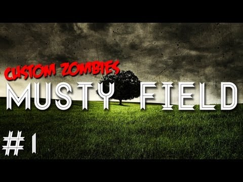 Custom Zombies - Musty Field: The Fight To The Great Beyond (Part 1)