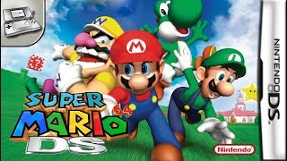 Longplay of Super Mario 64 DS