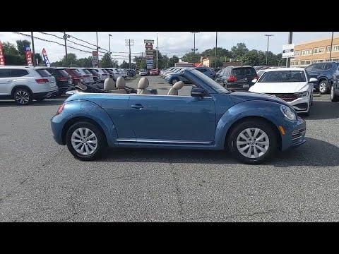 2019 Volkswagen Beetle Convertible Baltimore, Catonsville, Laurel, Silver Spring, Glen Burnie MD V90