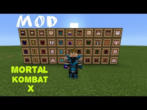 Minecraft: Mortal Kombat Fighting Arena #BapCraft from YouTube · Duration:  4 minutes 32 seconds