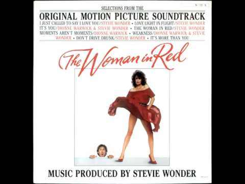 The Woman In Red - Let's Just (Unreleased)