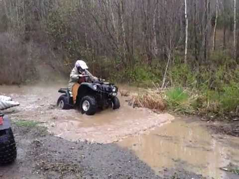 2007 Yamaha Grizzly 125