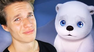 Ich reagiere auf die TRAURIGSTEN Animationen (TRY NOT TO CRY CHALLENGE)