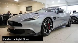 Aston Martin Vanquish S V12 - Indepth Interior and Exterior Walkaround Tour