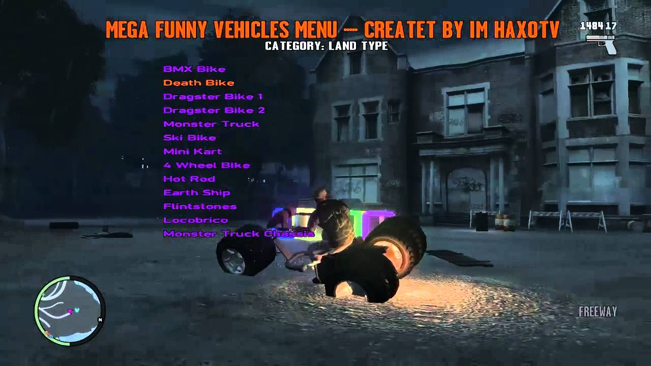 Gta 4 Mod Menu Pc Steam
