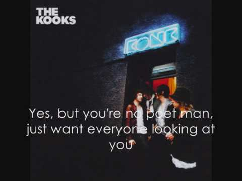 The Kooks - All Over Town (Lyrics)