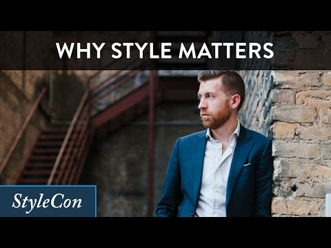 How to Dress to Impress - Why Your Clothes Matter for Men