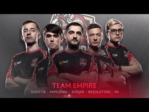 видео: ПРАВИЛЬНЫЙ ПРОФИЛЬ team empire - ti 2017