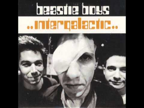 Beastie Boys vs Charlatans - Intergalactic vs The Only One I Know