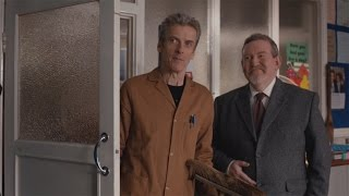 The Caretaker: Next Time Trailer - Doctor Who: Series 8 Episode 6 (2014) - BBC One