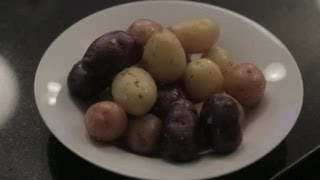 The Best Way To Steam New Potatoes : Cooking With Potatoes