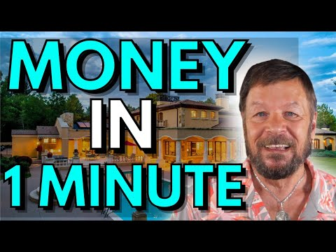 Neville Goddard | How You Can Create Money & Wealth In 1 Minute | Simple Method Do It Now!