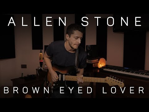 Allen Stone - Brown Eyed Lover - Guitar Cover (Full Band)