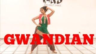 Gwandian - Dr. Zeus | Bhangra Dance Choreography | Richa Chadha & Zora Randhawa | Nidhi Kumar
