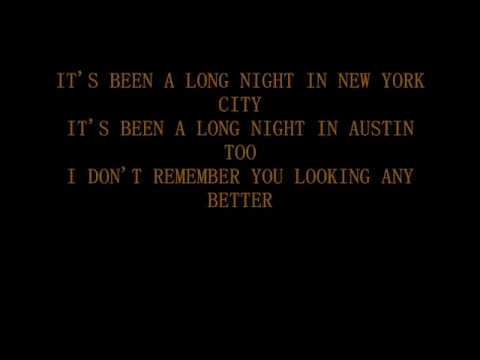 Who says- John Mayer (lyrics)