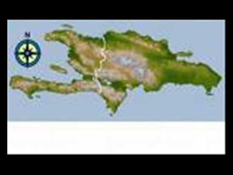 Descubrimiento de la Isla de Santo Domingo.