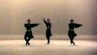Kalmyk dance. Калмыцкий танец.