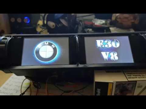 E30 Can Bus Display,  Megasquirt