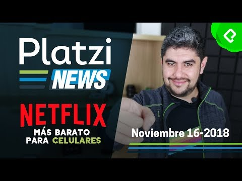 Netflix prueba versión más barata y Youtube premium llega a Sudamerica | PlatziNews