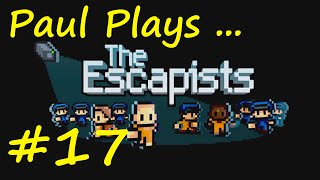 "The Escapists | E17 ""On the Roof!"" 