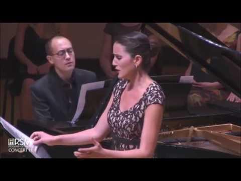 Shahar Lavi, Mezzo soprano, Berlioz- La mort d'Ophélie