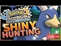 LIVE SOS SHINY HOUNDOOM HUNTING Pokemon Ultra Sun And Ultra Moon Shiny Hunting mp3