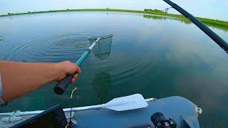 Рыбалка КАЖДЫЙ ЗАБРОС ПО РЫБЕ НА КРЮЧКЕ