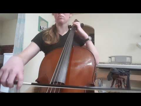 Habanera - Cello part