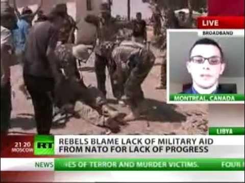 Andrew Gavin Marshall: Full-Scale NATO Ground Invasion of Libya is Imminent
