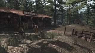 Ambient Red Dead Redemption - Manzanita Post