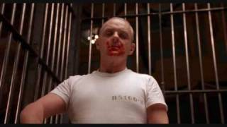 Silence of the Lambs escape scene - Hannibal Lecter(The escape scene from the Silence of the Lambs with Anthony Hopkins., 2009-08-24T19:52:22.000Z)
