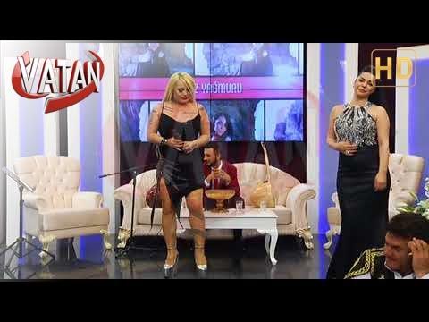Çatlak Şanzel Show Vatan TV Ekranlarında Canlı Yayın- Nerdesin Bacısını Sevdiğim